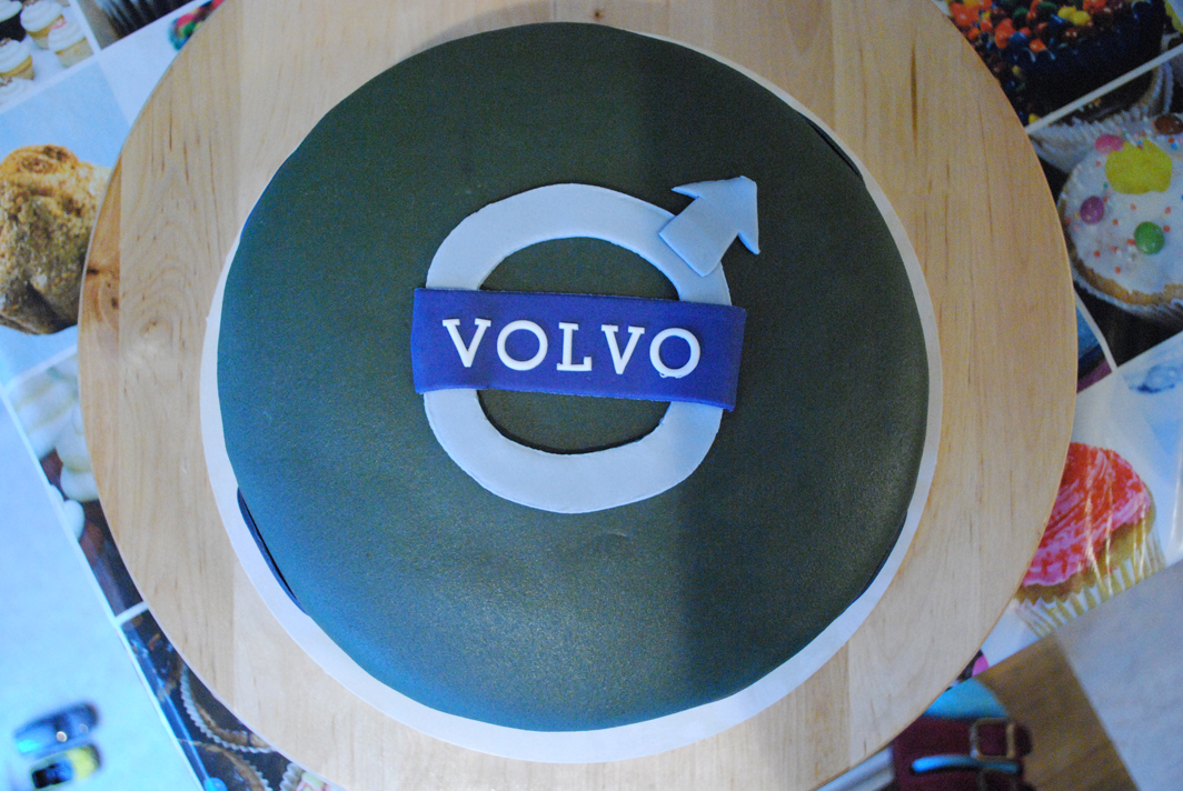 Volvo-loggan